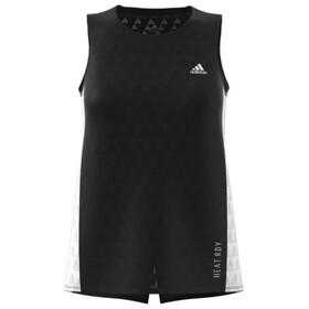 adidas Heat.Rdy Tank Top Women, czarny/biały